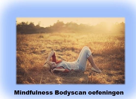 Wat is de Mindfulness Bodyscan?