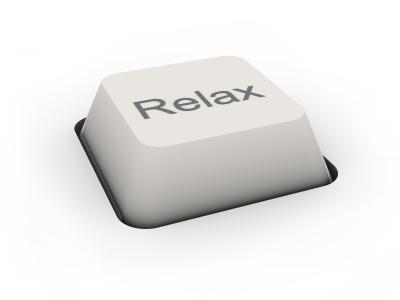 Omgaan met stress of zenuwen